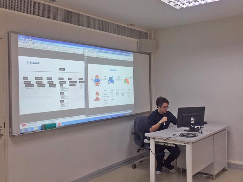 อธิบาย Personas มา (UX Design Class)