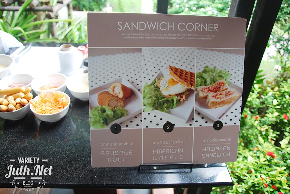 Sandwich Corner