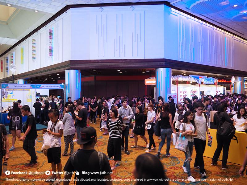 Book Expo Thailand 2016