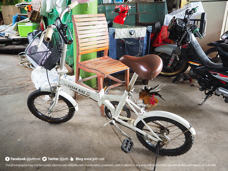 จักรยานไว้บริการ
