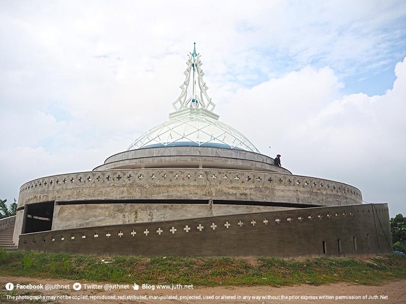 พระมหาธาตุเจดีย์ 2,600 ปี พุทธชยันตีเฉลิมราช