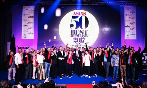 The Best Restaurant in Asia, sponsored by S. Pellegrino & Acqua Panna