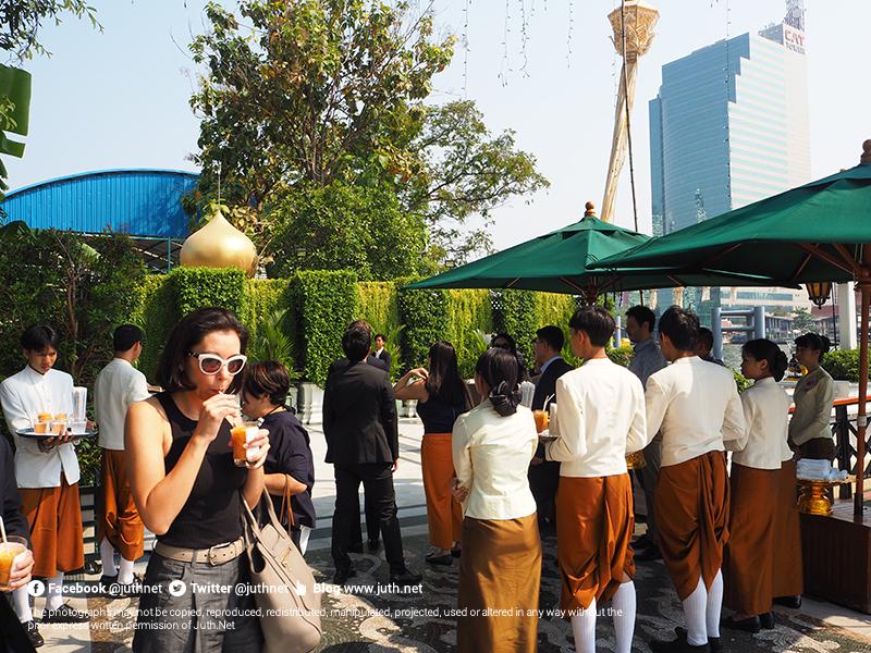 Sala Rim Naam Restaurant, Mandarin Oriental Bangkok