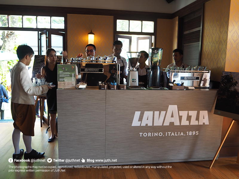 Lavazza - The Italian Coffee