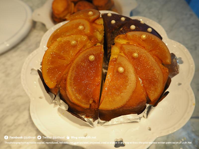 เค้กส้มแคลิฟอร์เนีย