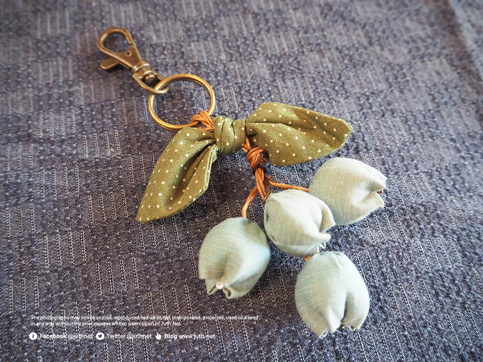 งาน Handmade ดอกทิวลิป
